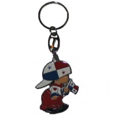 Panama Large Boy key ring