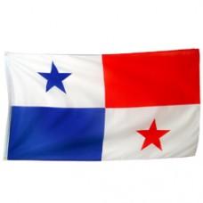 Panama 3 feet X 5 feet polyester flag