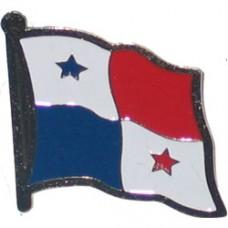 Panama Lapel Pin
