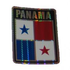 Panama 4 inch X 3 inch decal