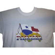 LARGE Panama T-Shirt Clearance