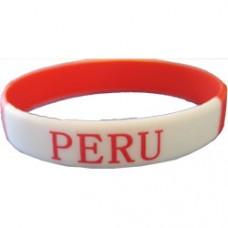 Peru Silicon Bracelet