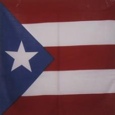 Puerto Rico 100% Cotton Bandana