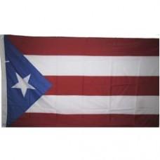 Puerto Rico 3 feet X 5 feet Polyester Flag