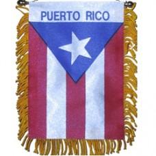 Puerto Rico Mini Banner