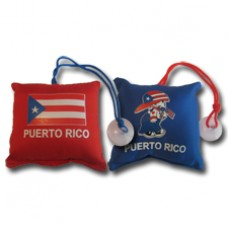 Puerto Rico Car Decoration-Pillow Ornaments