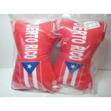 Puerto Rico  Car Decorative-Pillow Set