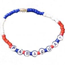 Paraguay Beaded Bracelet
