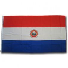 Paraguay 3 feet X 5 feet polyester flag