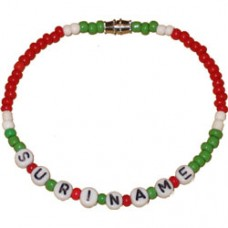 Suriname Beaded Bracelet