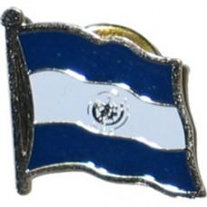 El Salvador Lapel Pin