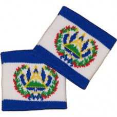 El Salvador Wristband (Pair)
