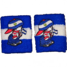 El Salvador Wristband Mixed Pair