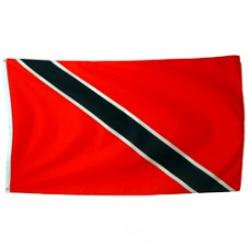 Trinidad and Tobago 2 feet X 3 feet polyester flag