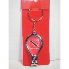 Trinidad key ring, nail clipper & bottle opener