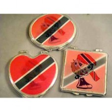 Trinidad and Tobago Compact Mirror