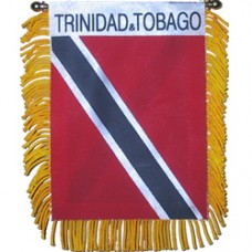 Trinidad And Tobago Mini Banner