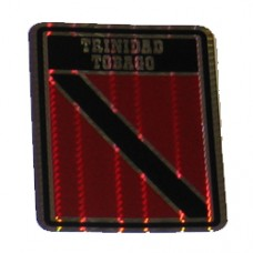 Trinidad And Tobago 4 inch X 3 inch decal