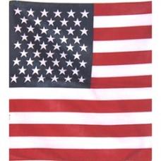 USA, United States, U.S.A. flag bandana