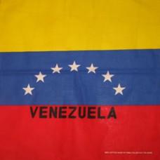 Venezuela Flag Bandana