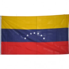 Venezuela flag 3 X 5 feet polyester