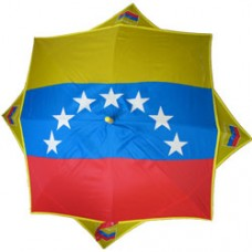 Venezuela flag umbrella