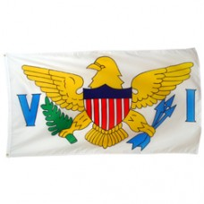 U. S. Virgin Islands 3 feet X 5 feet flag