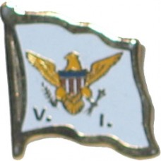 U. S. Virgin Islands Lapel Pin