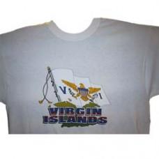 U. S. Virgin Islands T-shirt - Adult MEDIUM