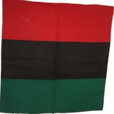 African / Pan American flag Bandana
