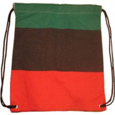 African American flag backpack