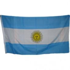 Argentina 2 feet X 3 feet polyester flag