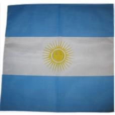 Argentina flag Bandana or Bandanna