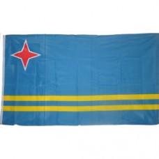 Aruba 3X5 feet polyester flag