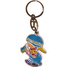 Aruba flag large boy key ring