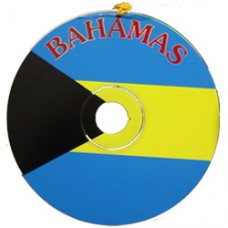 Bahamas flag CD