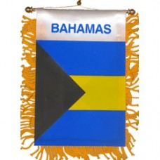 Bahamas flag Mini Banner