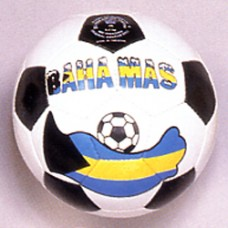 Bahamas flag Soccer Ball
