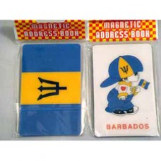 Barbados Magnetic Address Book