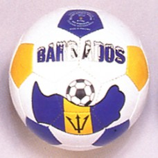 Barbados flag Soccer Ball