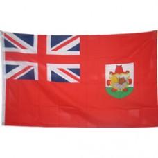 Bermuda 2 feet X 3 feet polyester flag