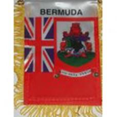 Bermuda flag mini banner