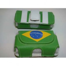 Brazil Flag Cell Phone Holster