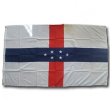 Buy a Netherlands Antilles 2X3 feet polyester flag