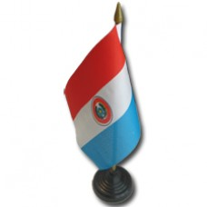 Buy a Paraguay 4 X 6 inch desk flag