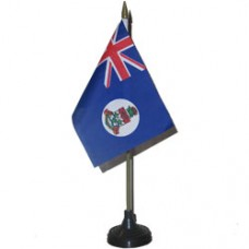 Cayman Islands 4 X 6 inch desk flag