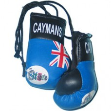 Cayman Islands Flag Mini Boxing Gloves