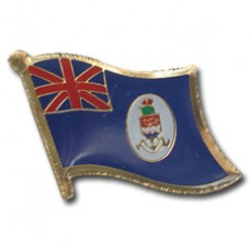 Cayman Islands flag Lapel Pin