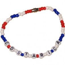 Costa Rica Beaded Bracelet