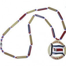 Costa Rica Beaded Necklace